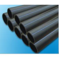 Quality Wall smooth, low friction coefficientWater polyethylene (PE) pipes performance in line with GB / T 13663 - 2000 for sale