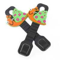 Quality Promotional Rubber Gifts Car Seatback Hooks With Animal Or Cartoon Characters for sale