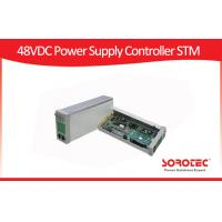 Best LCD Display 48V DC Power Supply System Controller STM Ethernet RS232 Interface wholesale