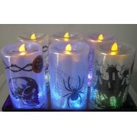 Best Flameless Carved Candle with timer wholesale