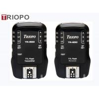 China TRIOPO TR-800 Transmitter Camera accessories/remote wireless TTL HSS 1/8000S Flash Trigger with black color on sale