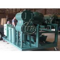 China Energy Saving Mobile Oil Treatment Plant Low Noise Oil Dehydration Machine on sale
