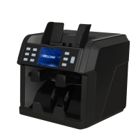 Quality FMD-4200 value mix currency counter currency value counter with dual CIS sensor MZN NGN KES XAF for sale