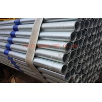 Quality Schedule 80 Galvanized Steel Pipe for sale
