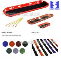 China PE Plastic Basket Stretchers,Rescue Stretcher on sale