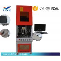 Buy cheap CNC Mobile Watch Phones Fiber Laser Marking Machine 20KHz ~ 100KHz from wholesalers
