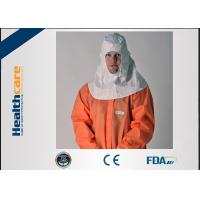 Quality Non Woven PP Disposable Surgical Hood Cap For Cover Nose And Mouth Breathable for sale