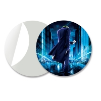 Quality High Definition Customized Plastic 3D Lenticular Stickers For Kids Book for sale