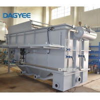 China Cereal Foods Package 60m3/H DAF Water Treatment System for sale