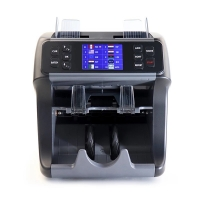 Quality FMD-900 mix denomination money counter idr value bill Mexicao MXN DOP Dominican mix value money counting sorting machine for sale