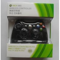Quality 2.4GHz Wireless XBOX 360 Game Controller Bluetooth Gamepad ABS Material for sale