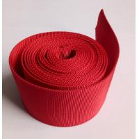 Quality Nylon Protective Sleeving , Polyester Hollow Ribbon for sale