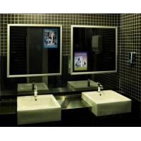 Quality Innovative Magic Mirror Display Wall Mount Advertising 800 x 800 for bathroom for sale