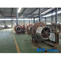 Quality ASTM B704 Nickel Alloy Super Long Welded Coiled Tubing For Oil Field for sale