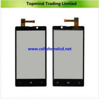 China Digitizer Touch Screen for Nokia Lumia 820 on sale