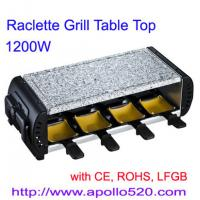 Quality Raclette Grill Table Top for sale