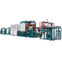 Quality PLC Forming Polystyrene Production Line 1000X1250 Forming Area With Hydraulic System for sale