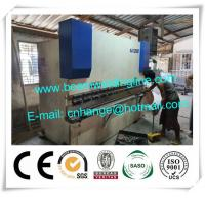 Quality CNC Hydraulic Press Brake With Delem Controller DA69T CNC System for sale