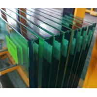 China Safety Acoustic Laminated Glass Windows , Insulated Laminated Glass Storm Door on sale