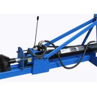 Quality 25 Tons Tractor Powered Hydraulic Log Splitter With 3 Point Suspension System for sale