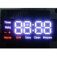 Buy cheap NO M027M Household Appliances LED Clock Display 20000~100000 Hours Life Span from wholesalers