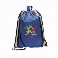 China Nonwoven Drawstring Bag/Backpack on sale