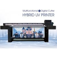 Buy cheap Large Format UV Hybrid Printer For Advertisement / Sign Printing Industry from wholesalers