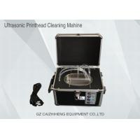 China Digital Ultrasonic Inkjet Head Cleaner Safety With Overheating Protection Circuit on sale