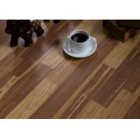 Quality Gym Anti Slip Glue Down Vinyl Wood Flooring Floorscore Certification With Excellent Durability for sale