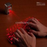 Quality Hot Sale MagicCube Bluetooth Virtual Laser Keyboard for sale