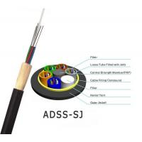 Buy cheap All-Dielectric self-supporting aerial ADSS fiber optic cable ADSS CABLE with from wholesalers