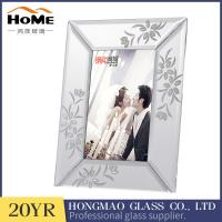 Quality European Retro Glass Mirror Photo Frame 180*230*15MM Size High Hardness for sale