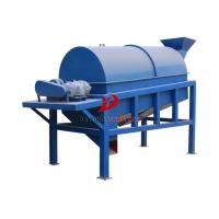 Quality High Precision  Compost Rotary Trommel Screen Separator In Chemical Industry for sale