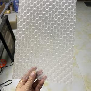 Quality microlens array lenticular lens sheet 3D Lenticular Sheet material /Parallex 3D lenticular Lens for 3d lenticular print for sale