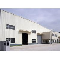 Precision steel cladding warehouse Newly designed with big span