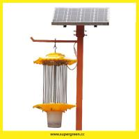 Quality Patented Product Renewable Energy Mosquito Killer Solar Pest Trap Light for sale