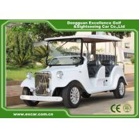Quality ISO Approved Electric Classic Cars for sale