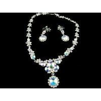 Quality Fashion Crystal Quality Jewelry Set (JS-014) for sale