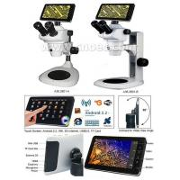Quality 9.7 Inch Screen Digital LCD Microscope Stereo Microscope A36.2801 for sale