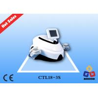 Best F3AL250V Fuse Cryolipolysis Fat Reduction Equipment With Matching Cryo Pads wholesale