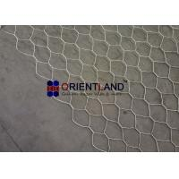 Quality Double Twisted Hexagonal Woven Mesh Gabions Reno Mattresses Soil Retention for sale