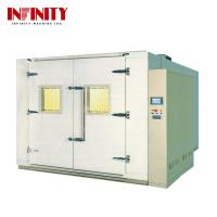 Buy cheap Walk In Environmental Test Chambers Electronic Humidity And Temperature from wholesalers
