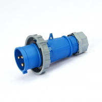 Quality Single Phase IP44 3 Pole 50V IEC309 Low Voltage Plugs for sale