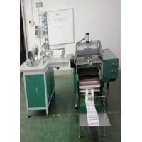 Quality 60hz 3kw Book Binding Sewing Machine Working Speed 800-1800 Times / Hour for sale