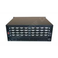 Quality PTZ / CCTV video wall matrix controller 3.2Gbps Max Data Rate Support Keyboard mouse DDW-VPH0303 for sale