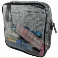 Buy cheap PVC cosmetic bags from wholesalers