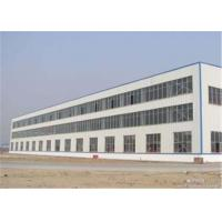 Quality Lightweight Steel Frame Structure Construction Building For Dormitory for sale