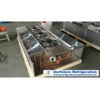 Quality Twin Air Blowing On Opposite Direction Unit Cooler Evaporator For Supermarket for sale