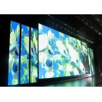 China 4mm Outdoor / Indoor Rental LED Display RGB Full Color SMD P4 Led Module on sale