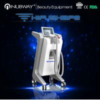 Quality 2015 newest beauty slimming machine HIFU for slimming body shape for sale